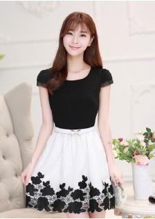 JNS8012 dress black