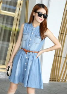 JNS1602 dress blue