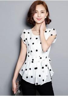 JNS3025 blouse white
