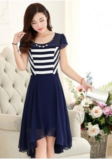 JNS6769 office-dress navy*