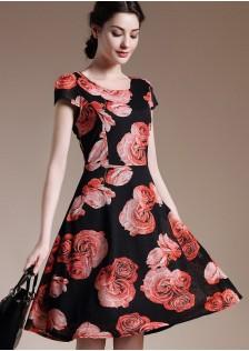 JNS6022 office-dress