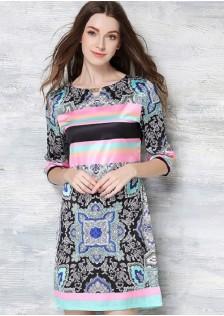JNS8637 office-dress*