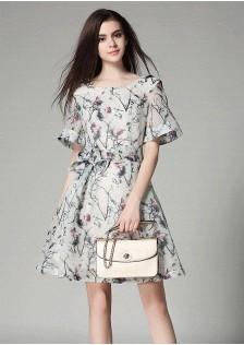 JNS3893 office-dress*