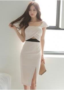 JNS3990 office-dress