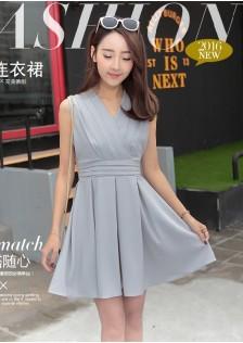 JNS6707 office-dress gray