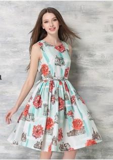 JNS7009 office-dress