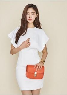 JNS3881 office-dress white