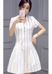 JNS681 office-dress white