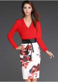 XFY7093 dress