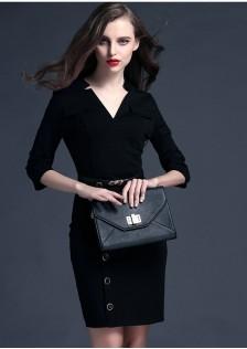 XFY9177 dress black