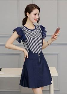 JNS6725 2pcs dress