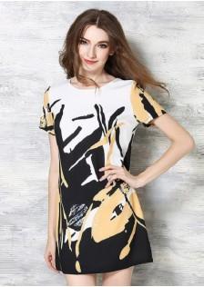 JNS7015 office-dress