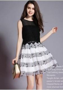JNS6006 office-dress
