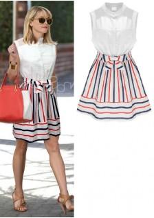 JNS8350 dress white