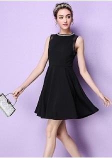 JNS119 dress black