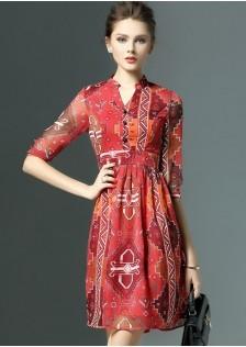 JNS8748 office-dress