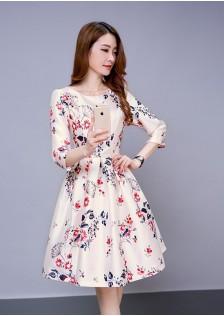 JNS163 office-dress