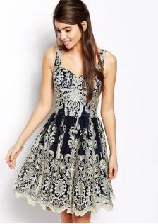 JNS7716 office-dress