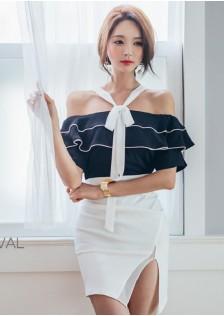 GSS3011 top+skirt *