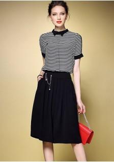 GSS6593 top+skirt *
