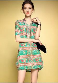 GSS1332 office-dress