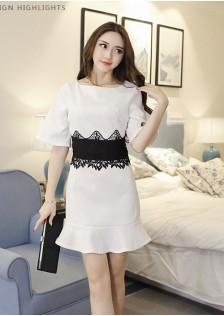 GSS9043 office-dress white