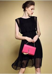 GSS9008 office-dress black*