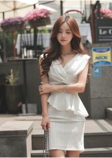 GSS8735 top+skirt*