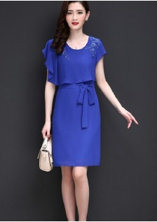 GSS3207 office-dress blue