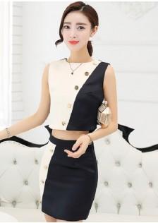 GSS2004 top+skirt