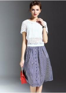 GSS5960 top+skirt