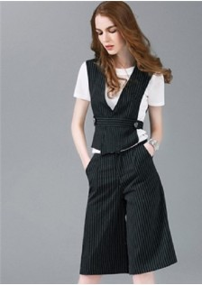 GSS6913 top+pants black