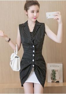 JNS286 top+skirt black $27.50 63XXXX2600975-BY1LVA1013-A