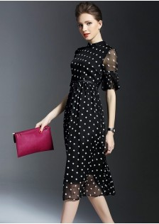 JNS9156 office-dress