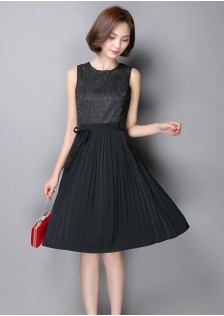 JNS8817 office-dress black