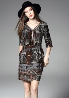 JNS369 dress