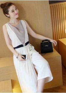 JNS718 top+pants white $24.30 49XXXX2256054-SD1LV130-B
