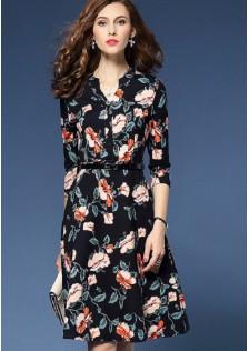 HYB6022 office-dress $16.30 55XXXX2821114-SD1LVCF-124A