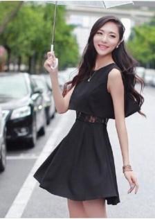 HYB8809 dress black $8.70 20XXXX1764512-BT2LV243-A