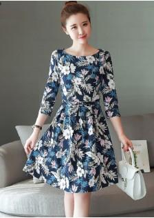 HYB1653 office-dress