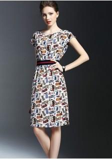 HYB6831 office-dress