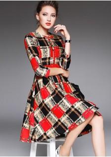 HYB3619 office-dress