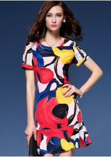 HYB3508 office-dress