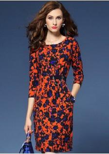 HYB5638 office-dress
