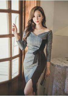 HYB235 office-dress