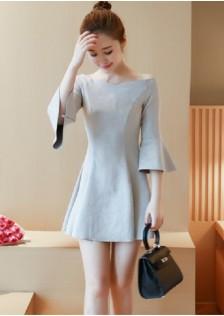HYB1661 dress gray  -